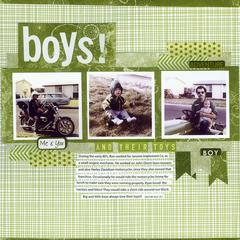 Boys! And Their Toys