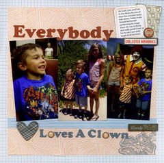 Everybody Loves A Clown