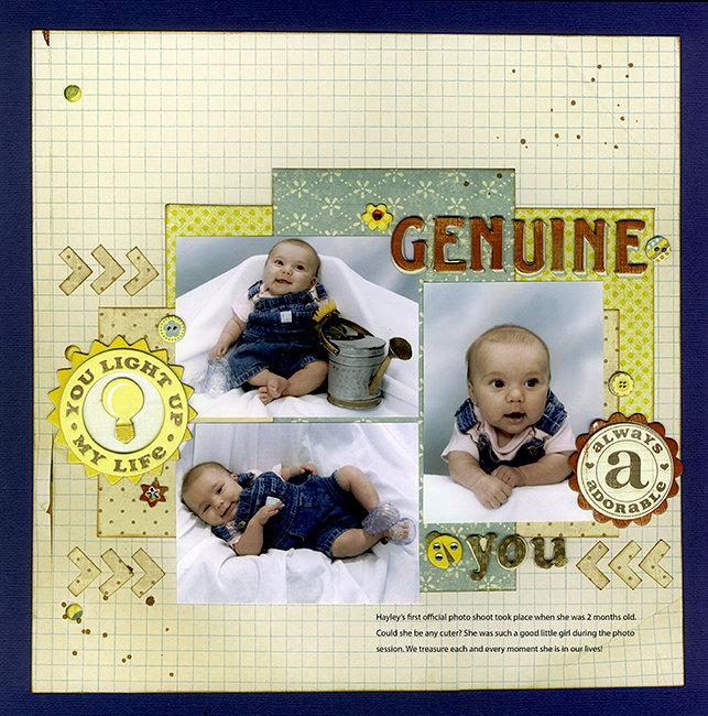 Genuine You