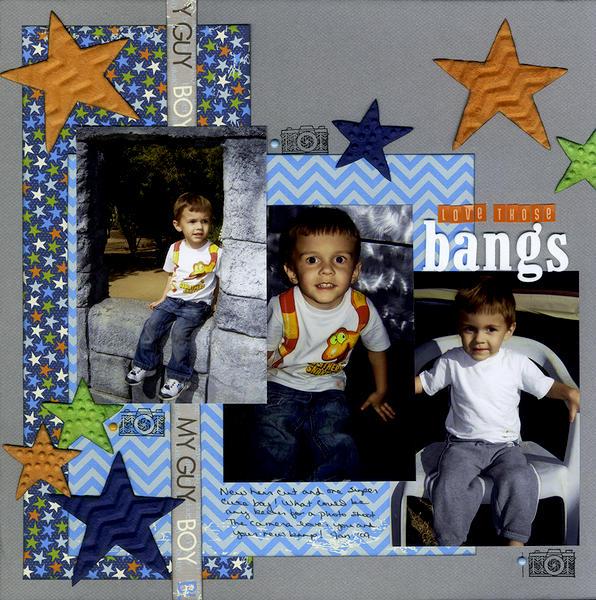 Love Those Bangs