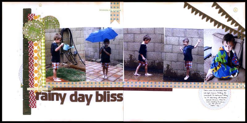 Rainy Day Bliss