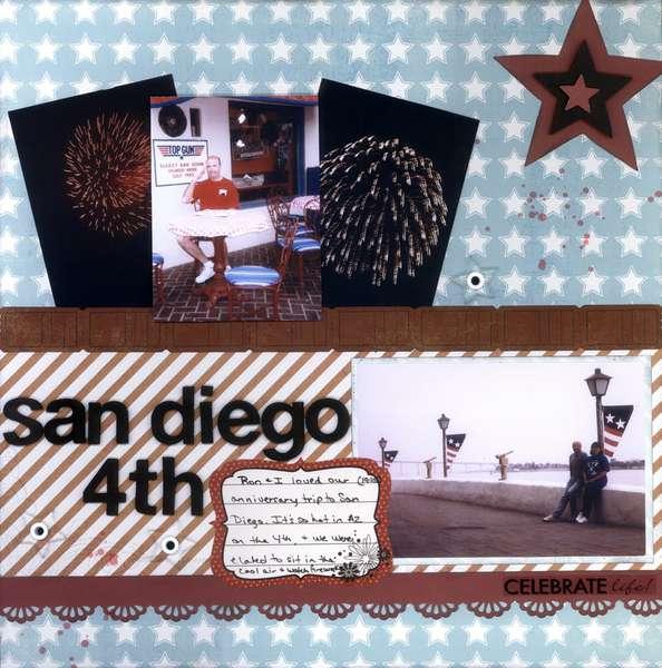 San Diego 4th