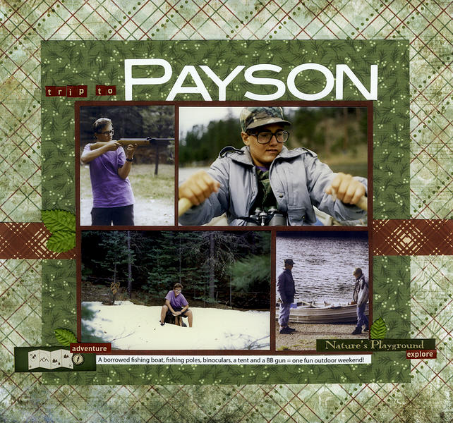 Trip To Payson