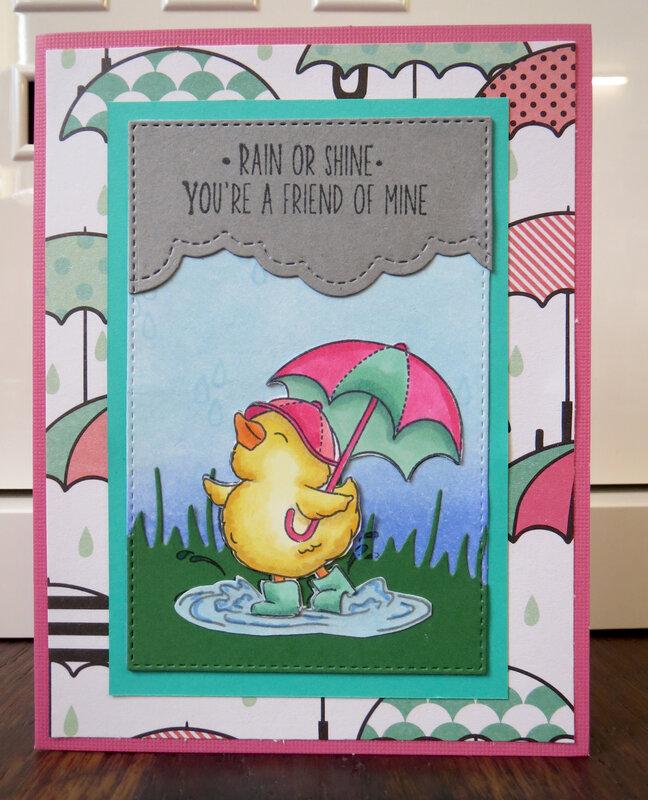 Rain or Shine card 1