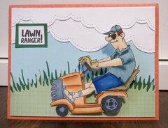 Lawn Ranger Card
