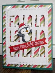 Falala Penguin Card 1