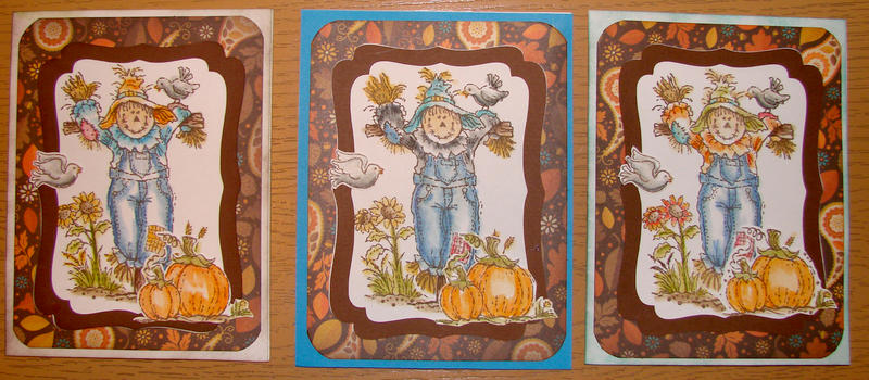 Happy Fall Cards