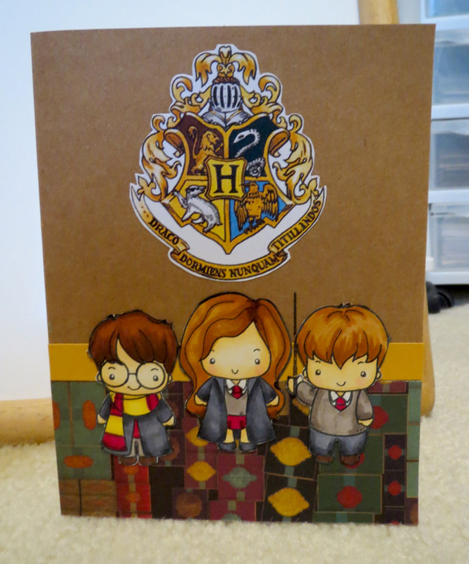Harry Potter (Greeting Farm) Card