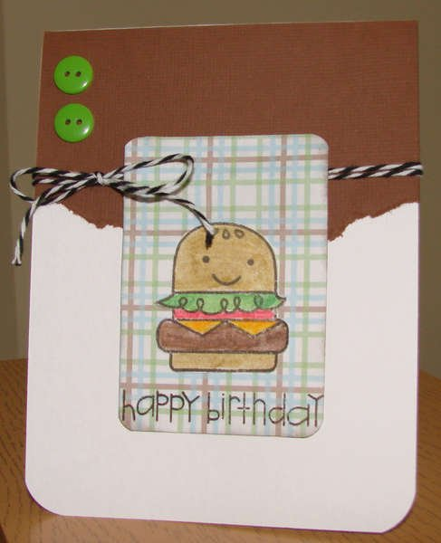 Jake's Birthday Card
