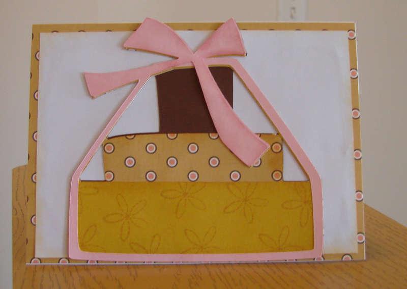 Julie's Birthday Card 2012