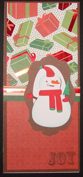 Michael Jay's Christmas Card 2011