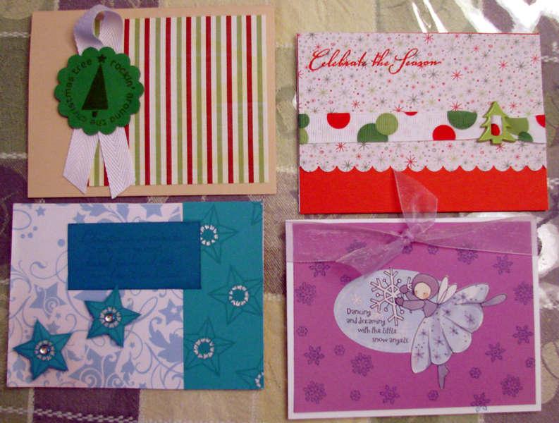 Operation Write Home Fav Christmas Cards