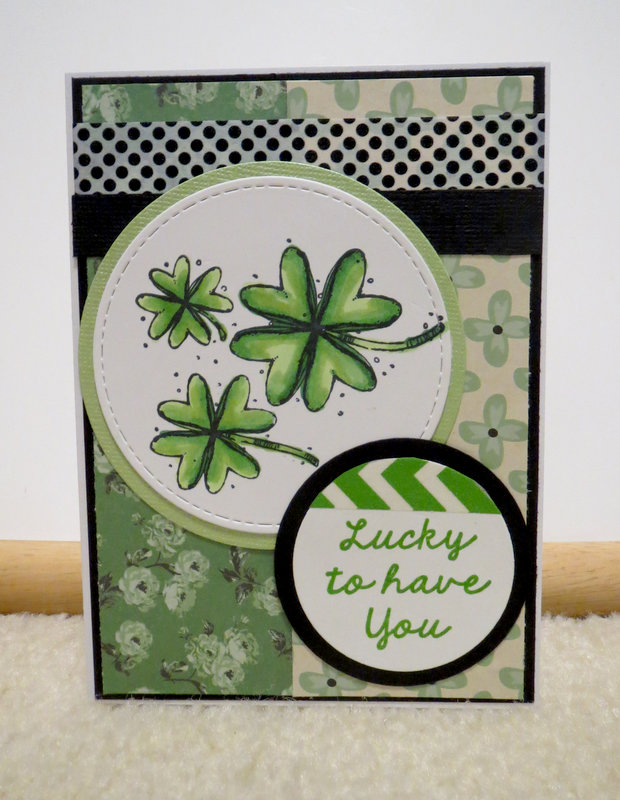 St. Patrick's Day Card 2