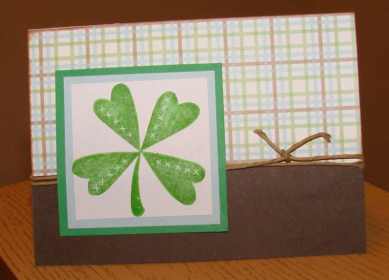 St. Patrick's Day Card 3