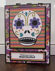 Sugar Skull card 2