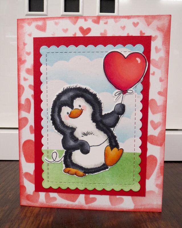 Penguin Valentine 1