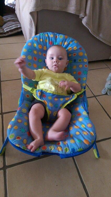 Jaxon 5 months