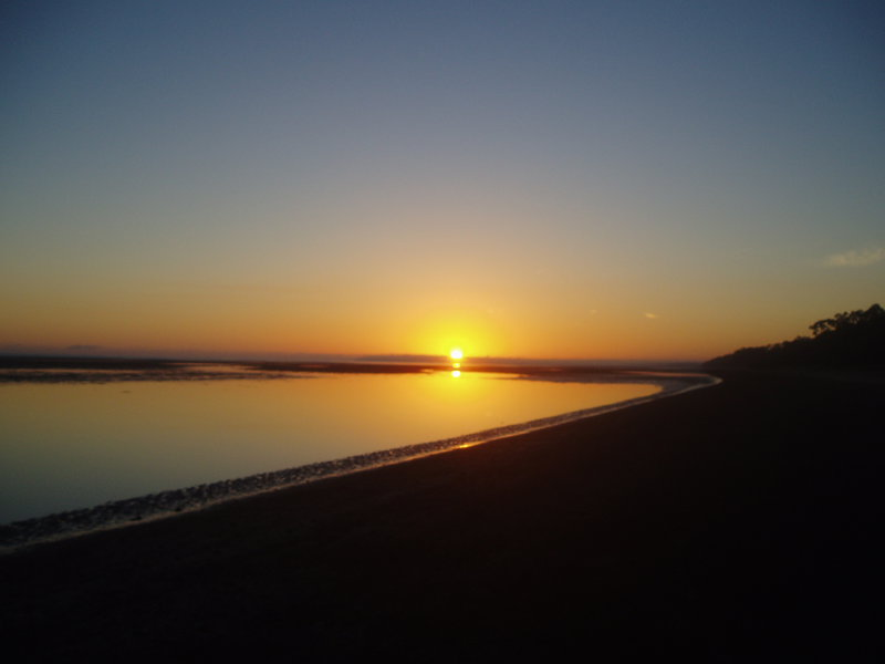 sunrise April 18