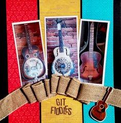 Git Fiddles
