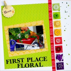 First Place Floral