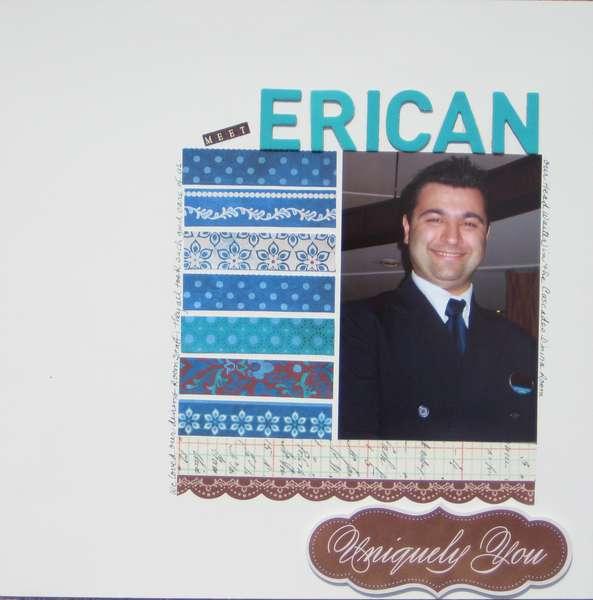 meet ERICAN