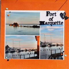Port of Marquette
