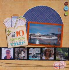Top 10 Memories from our Trip