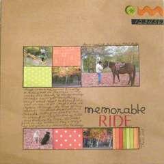 memorable ride
