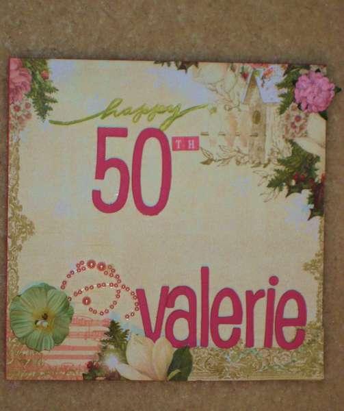 happy 50th Valerie
