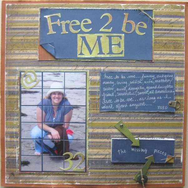 Free 2 be ME @ 32