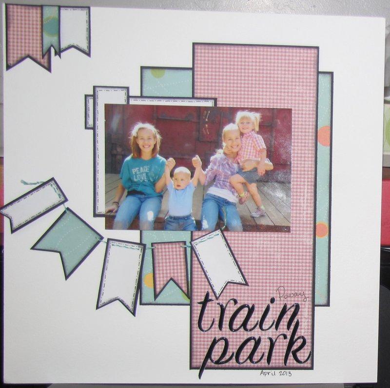 Poway Train Park
