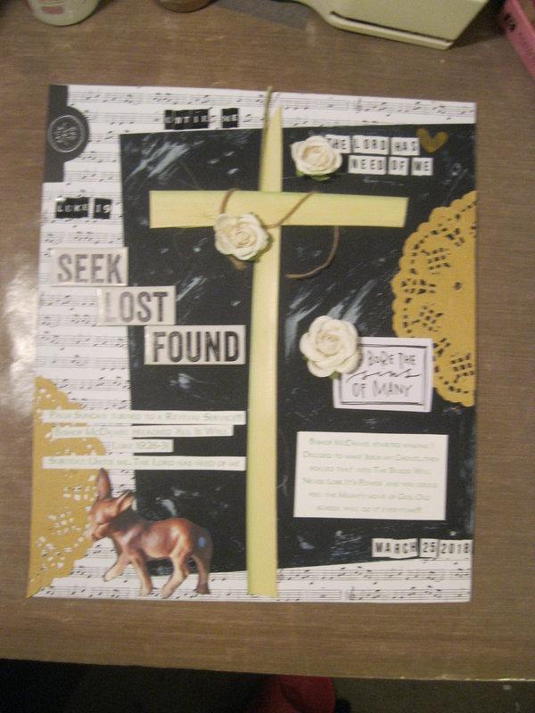 Seek Lost Found