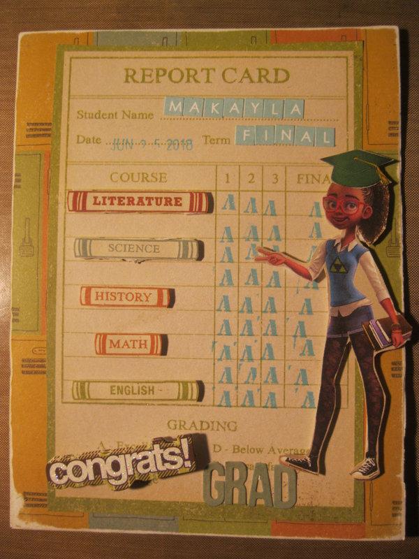 Congrats Grad-Kayla
