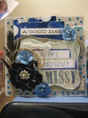 Birthday Card-Missy