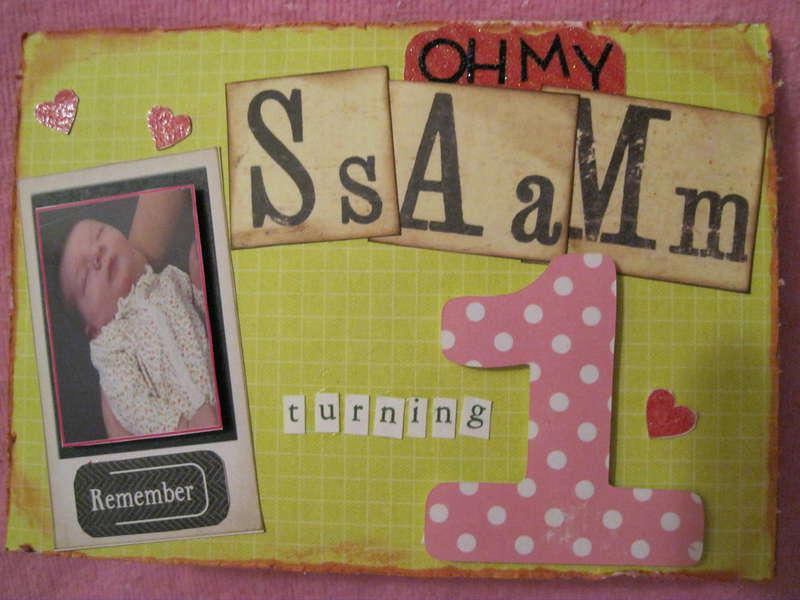 Sam B-Card