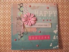 Desiree B-Card