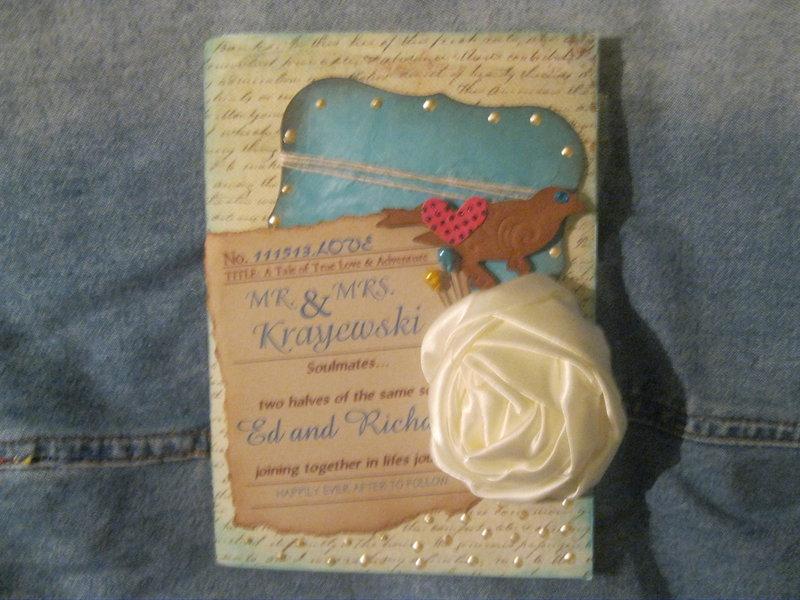 Richara Wedding Card
