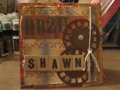 Birthday Card-Shawn