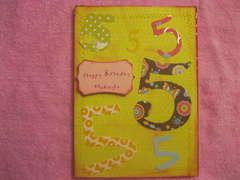 Kayla's B-card