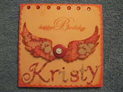 Kristy B-Card