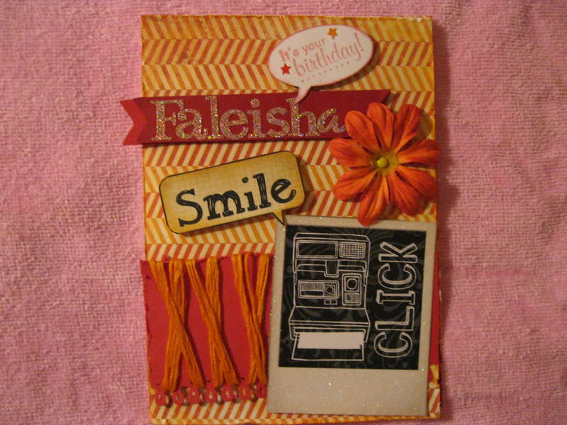 Faleisha B-Card