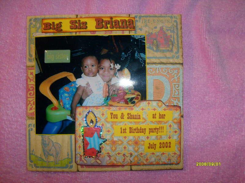 Big Sis Briana
