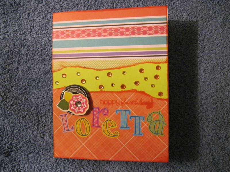 Loretta B-Card