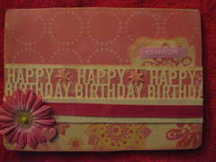Sharon BD Card