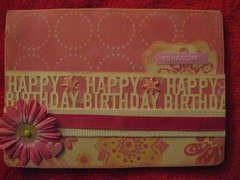 Sharon BD Card