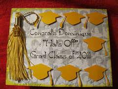 Dom's Grad Card
