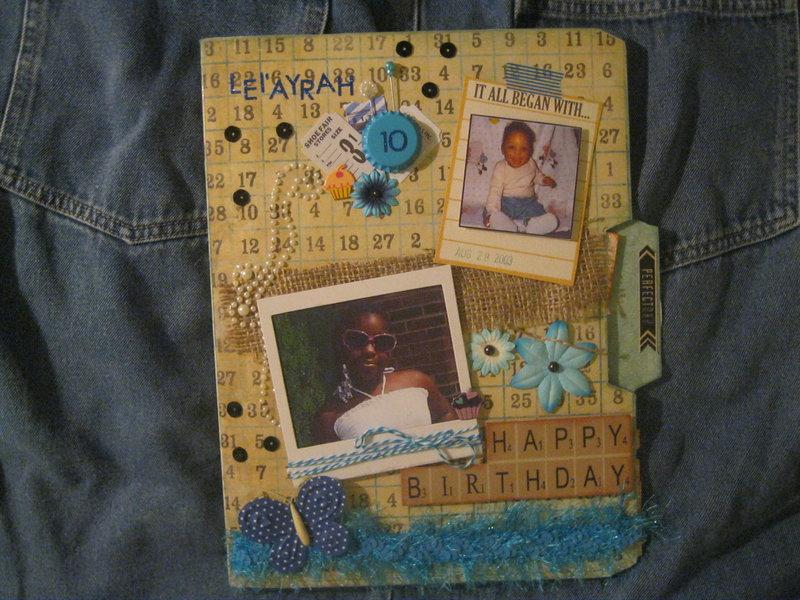 Lei'Ayrah Card