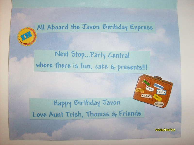 Javon Card