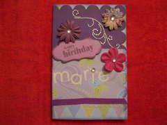 Marie B-Card