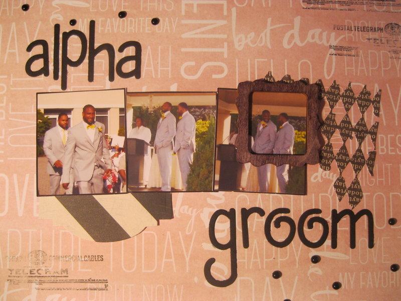 Alpha Groom